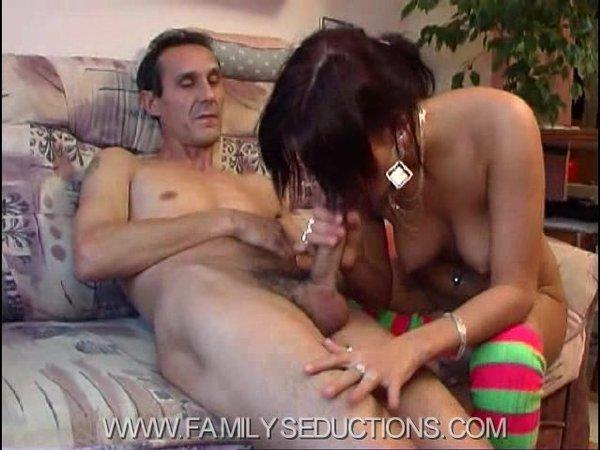 Отец дочь занимаются сексом видео